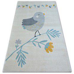 Koberec PASTEL 18404/062 - pták krém
