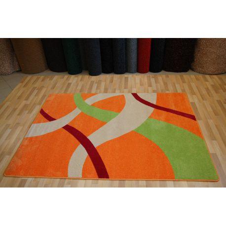 Koberec GARDEN 944 oranžový
