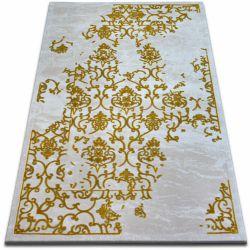 Koberec ACRYLOVY BEYAZIT 1798 C. Ivory/Gold