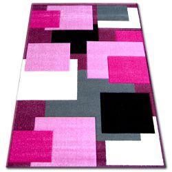 Koberec PILLY H202-8404 - nachový/růžový