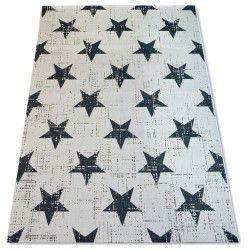 Koberec FLAT 48648/927 SISAL - hvězda