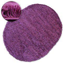 Koberec oválný SHAGGY GALAXY 9000 fialový