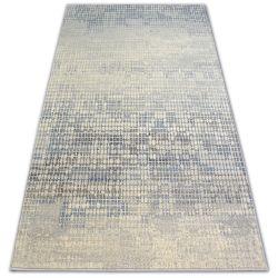 Koberec MOON TIAL stříbro