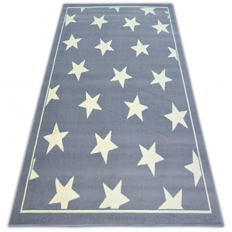 Koberec BCF STARS 3975 šedá
