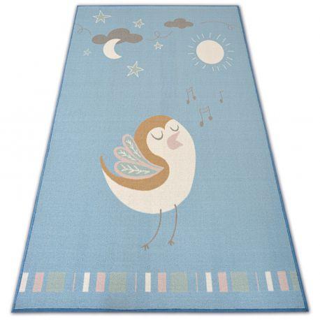 KOBEREC pro děti LOKO Pták modrý protiskluzový