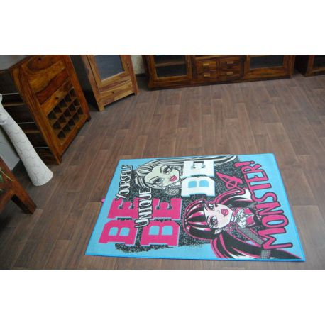 Koberec DISNEY 95x133cm MONSTER HIGH 02