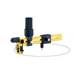 OLFA řezač - kružítko (průměr 22cm) CMP-3