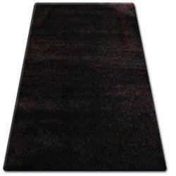 Koberec SHAGGY NARIN P901 černá a červená