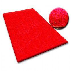 Koberec metraz SHAGGY 5cm červený