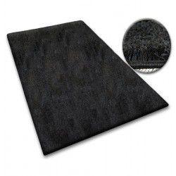 Koberec metraz SHAGGY 5cm černý