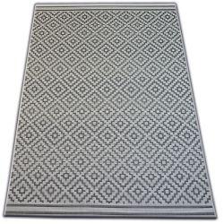 Koberec FLAT 48357/927 SISAL - čtverců