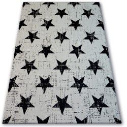 Koberec FLAT 48648/960 SISAL - hvězda